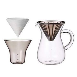 KINTO (キントー) コーヒーカラフェセット SCS-02-CC-PL 30