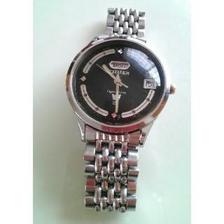 シチズン(CITIZEN)のシチズン クリスタルセブン 自動巻き アンティーク 珍品 簡易整備済み(腕時計(アナログ))
