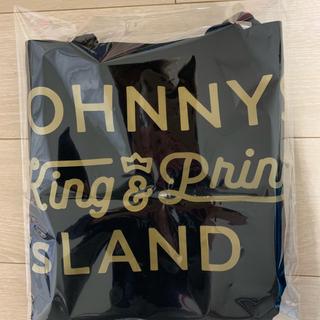 JOHNNS' King&Prince ISLANDショッピングバッグ