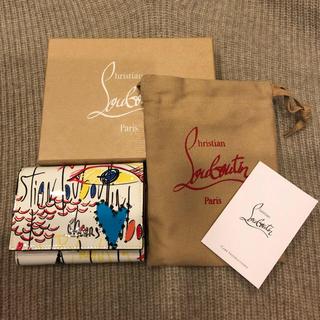 クリスチャンルブタン(Christian Louboutin)の《正規品・美品》Christian Louboutin ミニウォレット(財布)