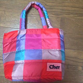シェル(Cher)のcher ハンドバッグ(ハンドバッグ)