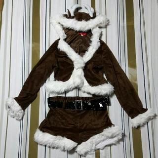 クリスマス衣装 トナカイ コスチューム