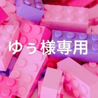 ゆぅ様専用(バッジ/ピンバッジ)