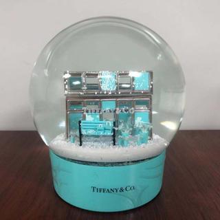 Tiffany & Co. - ティファニースノードーム🔥電動・光のクリスマススノードーム レア 希少