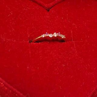 ザキッス(THE KISS)のTHE KISS ピンキーリング(リング(指輪))
