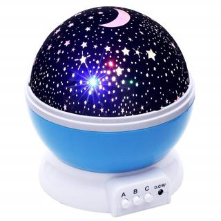 綺麗な星空演出! スポット星空ライト スタープロジェクター(天井照明)