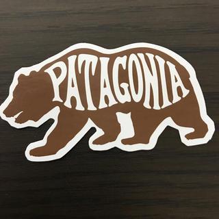patagonia - 【縦5cm 横8.8cm】patagonia 公式ステッカー 生産中止モデル