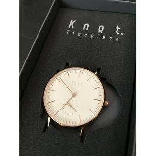 ノットノット(Knot/not)のノット knot  腕時計 CS-36RGIV(腕時計)
