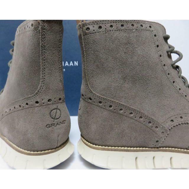 Cole Haan(コールハーン)のCOLE HAAN ZEROGRAND ウイングチップ ブーツ 12 メンズ  メンズの靴/シューズ(ブーツ)の商品写真