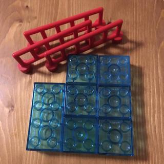 Lego - めろす様専用☆レゴデュプロ  クリアブロック 柵