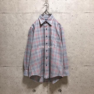 [used]'REGAL FRIEND' plaid shirt.(シャツ)