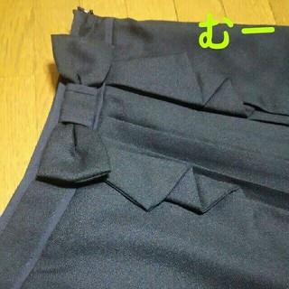 ロディスポット(LODISPOTTO)の12月末出品終了【美品】部分プリーツ💕リボンスカート(ひざ丈スカート)