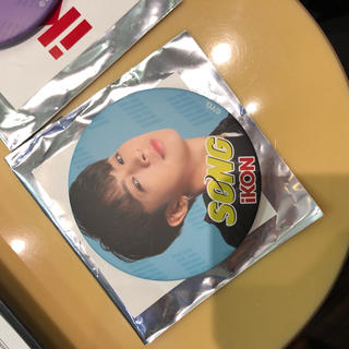 アイコン(iKON)のikon 缶バッジ  ユニョン (K-POP/アジア)