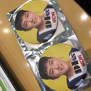 アイコン(iKON)のikon 缶バッジ ドンヒョク(K-POP/アジア)