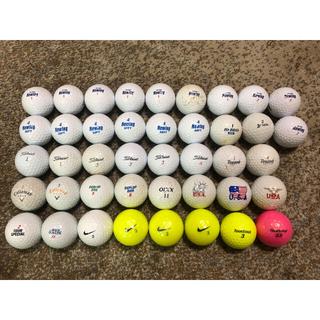 ナイキ(NIKE)のゴルフボールとボールケース大小セット(その他)