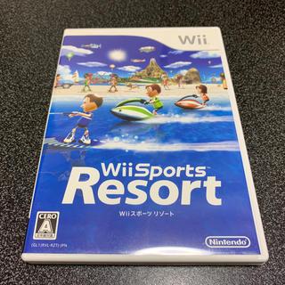 ニンテンドウ(任天堂)のスポーツリゾート(家庭用ゲームソフト)