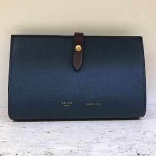 ef52406332ac セリーヌ ストラップ 財布(レディース)(スエード)の通販 23点 | celine ...