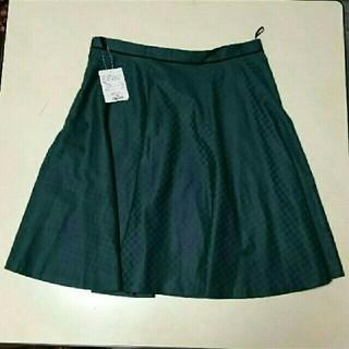 アンタイトル(UNTITLED)のアンタイトル スカート 新品 (ひざ丈スカート)