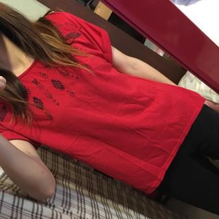 シマムラ(しまむら)のしまむら💗トップス(Tシャツ(半袖/袖なし))