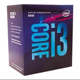 インテル® Core™ i3-8100 プロセッサー 中古品(PCパーツ)