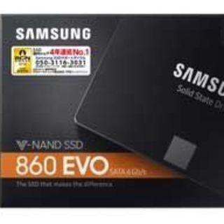 Samsung SSD 860 EVOシリーズ 500GB(PCパーツ)