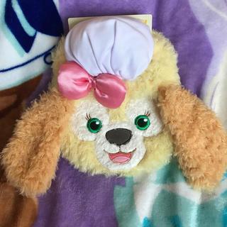 ディズニー(Disney)の新品クッキー もこもこ巾着ポーチ(ポーチ)