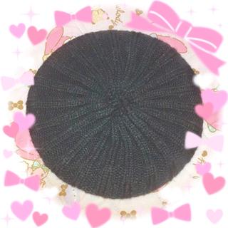 ♡ ベレー帽 ♡(ハンチング/ベレー帽)