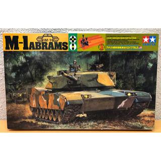 プラモデル  M-1 ABRAMS(模型/プラモデル)