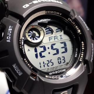 ジーショック(G-SHOCK)のCASIO G-SHOCK 腕時計  200M防水 グレー【新古品、未使用】(腕時計(デジタル))