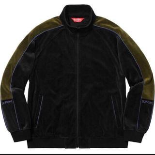 Supreme - supreme velour track jacket