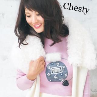 チェスティ(Chesty)のチェスティ♡ファーストール(ストール/パシュミナ)