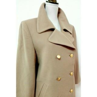 アリスバーリー(Aylesbury)のアリスバーリー◆東京スタイル◆大きいサイズ15号◆袖丈を短めに補正しています。(ピーコート)