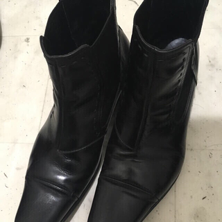 キャサリンハムネット(KATHARINE HAMNETT)のサイドゴアブーツ(ブーツ)