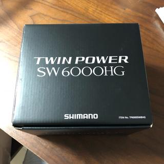 SHIMANO - シマノ 15ツインパワー SW6000HG