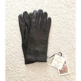 トゥモローランド(TOMORROWLAND)のGLOVES グローブス ラムレザー グローブ 本革手袋 (手袋)