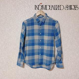 インディヴィジュアライズドシャツ(INDIVIDUALIZED SHIRTS)のインディビジュアライズドシャツ ネルシャツ(シャツ/ブラウス(長袖/七分))