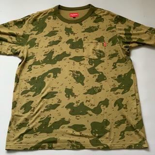 シュプリーム(Supreme)のsupreme ポケットTシャツ(Tシャツ/カットソー(半袖/袖なし))