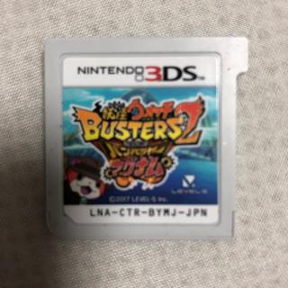 ニンテンドー3DS(ニンテンドー3DS)の妖怪ウォッチバスターズマグナム(携帯用ゲームソフト)