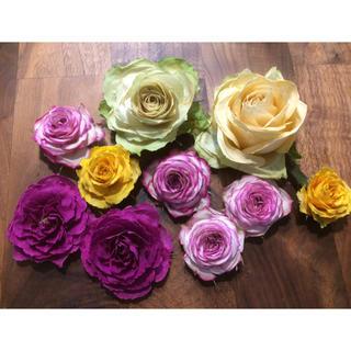 ドライフラワー  バラ 花材 セット(ドライフラワー)