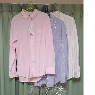 ユニクロ(UNIQLO)のユニクロ コンフォートジャージシャツ 3枚 XL(シャツ)