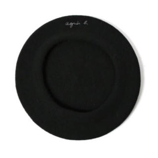 アニエスベー(agnes b.)のagnes b./2017AW ベレー帽(ハンチング/ベレー帽)