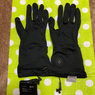 ホット インナー グローブ 発熱 手袋(ウエア/装備)