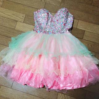 エンジェルアール(AngelR)のエンジェルアールのドレス(ミニドレス)