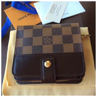 ルイヴィトン(LOUIS VUITTON)の✨極美品✨ルイヴィトン 折財布(財布)