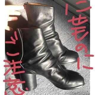 マルタンマルジェラ(Maison Martin Margiela)のマルジェラ 足袋ブーツ !偽物注意!(ブーツ)