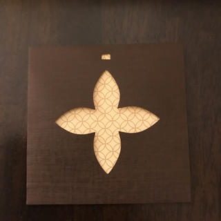 ルイヴィトン(LOUIS VUITTON)の高級ブランドルイ・ヴィトンのメッセージカード(ショップ袋)