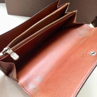 ルイヴィトン(LOUIS VUITTON)の正規品ルイヴィトンヴィンテージ長財布(財布)