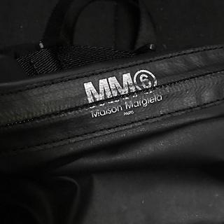 エムエムシックス(MM6)のMM6 maisonmargiela メゾンマルジェラ バックパック(リュック/バックパック)