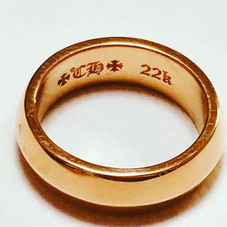 クロムハーツ(Chrome Hearts)のクロムハーツ 22k(リング(指輪))