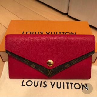 ルイヴィトン(LOUIS VUITTON)のルイヴィトン♡︎ポルトフォイユドゥブル (財布)